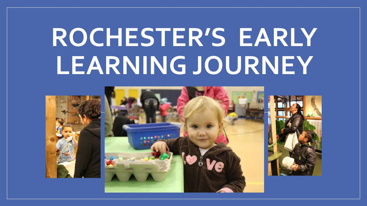ROCHESTER'S EARLY LEARNING JOURNEY April 2014