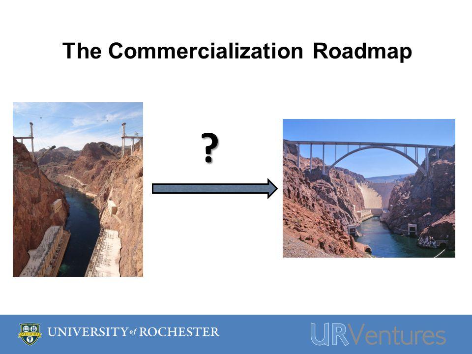 The Commercialization Roadmap ?