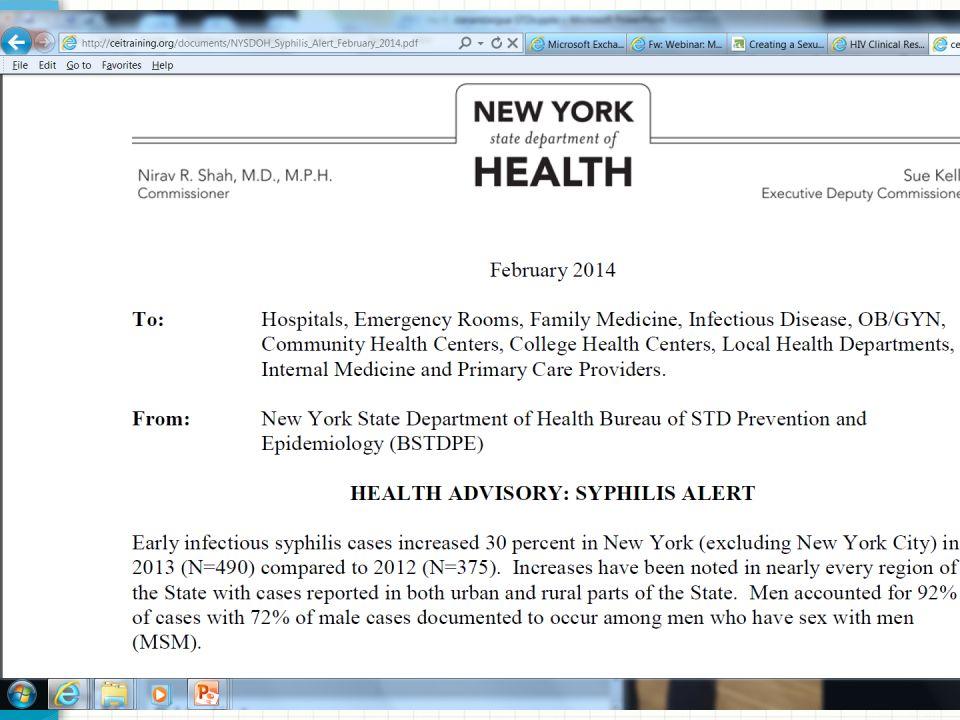 Syphilis Diagnostic Tests: Non-treponemal tests (e.g.
