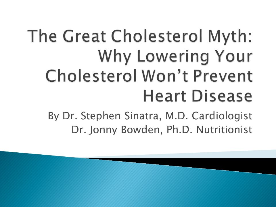 By Dr. Stephen Sinatra, M.D. Cardiologist Dr. Jonny Bowden, Ph.D. Nutritionist