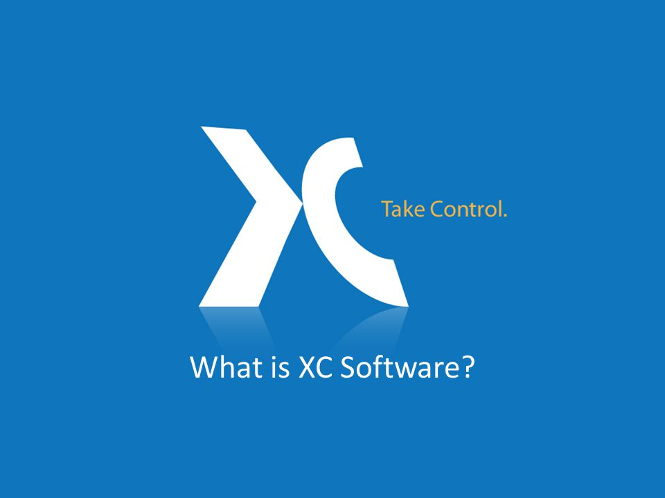 What is XC Software