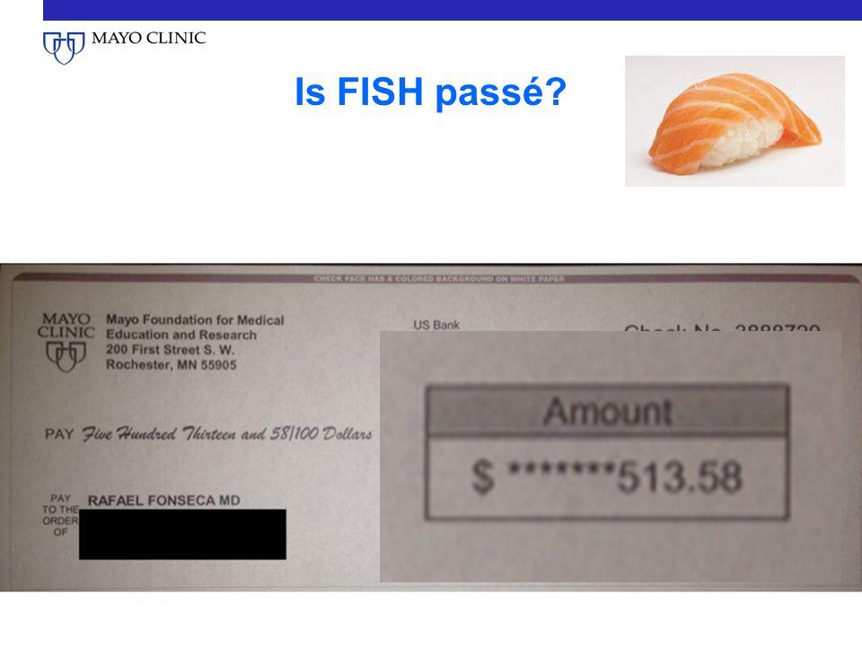 Is FISH passé