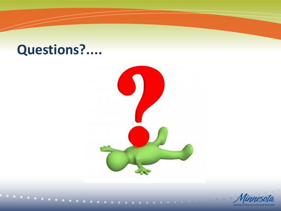 Questions?....