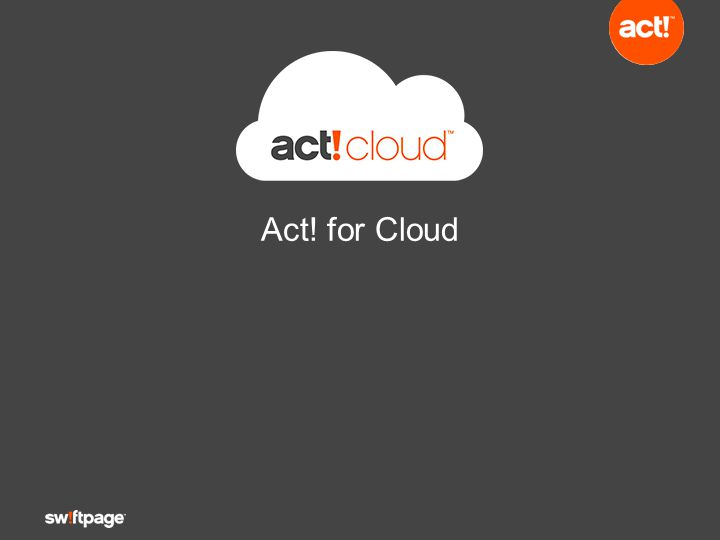 Act! for Cloud