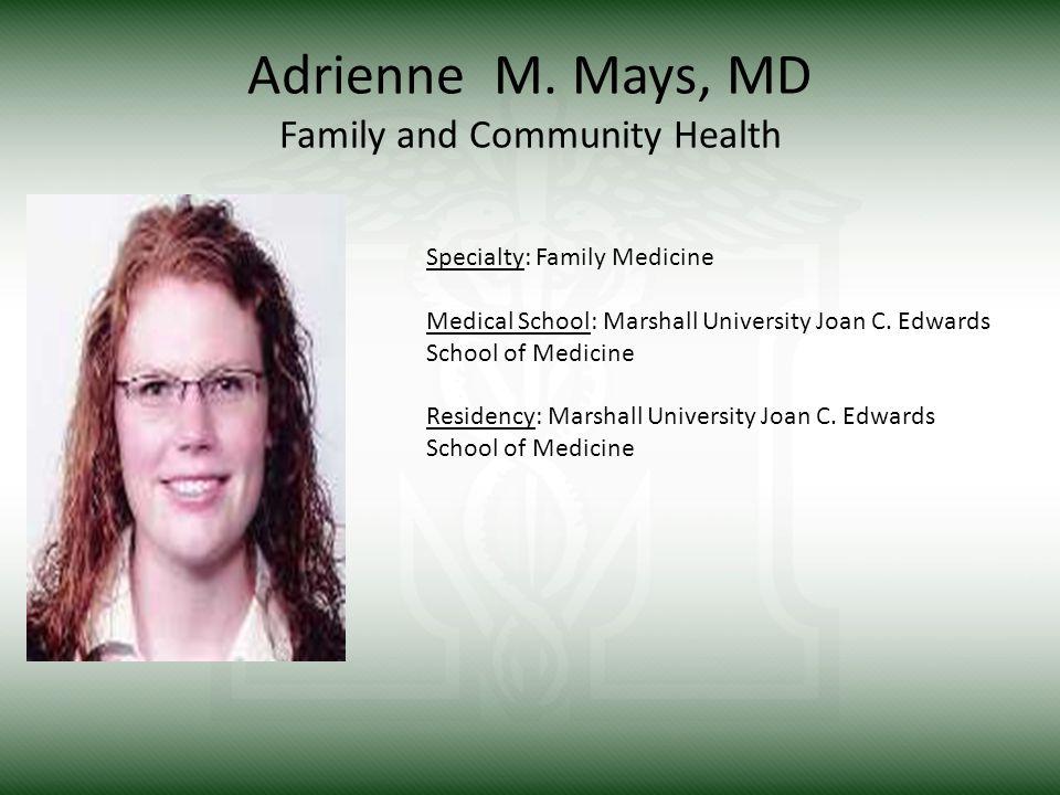 Adrienne M.