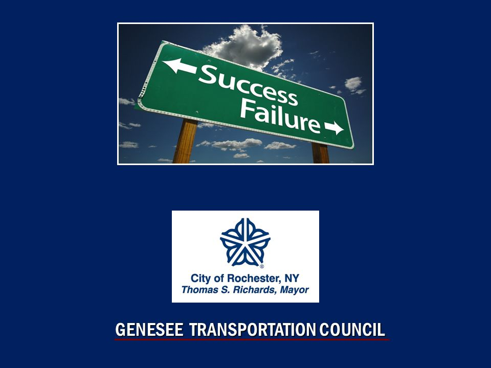 GENESEE TRANSPORTATION COUNCIL