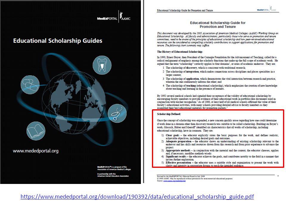 https://www.mededportal.org/download/190392/data/educational_scholarship_guide.pdf