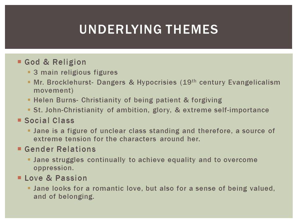  God & Religion  3 main religious figures  Mr.