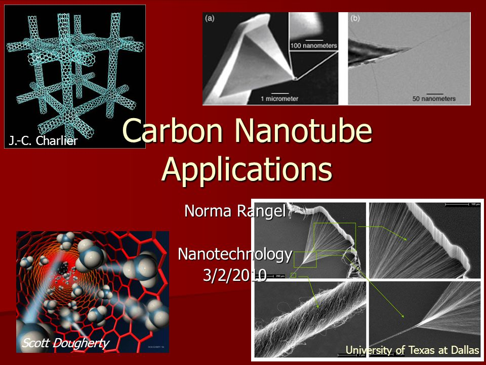 On the nanotube textile slide, how are nanotubes separated into the rope of nanotubes.