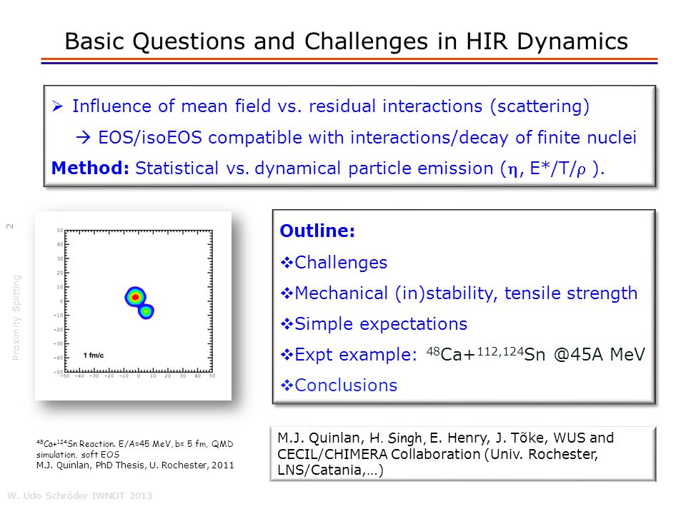 Challenges to Studies of the EOS/isoEOS Preparation (A, Z, E*, J) of highly excited, equilibrated systems at limits of stability.