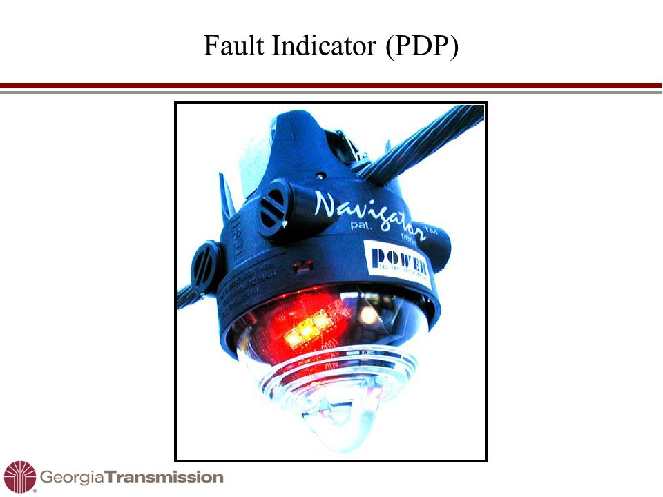 Fault Indicator (PDP)