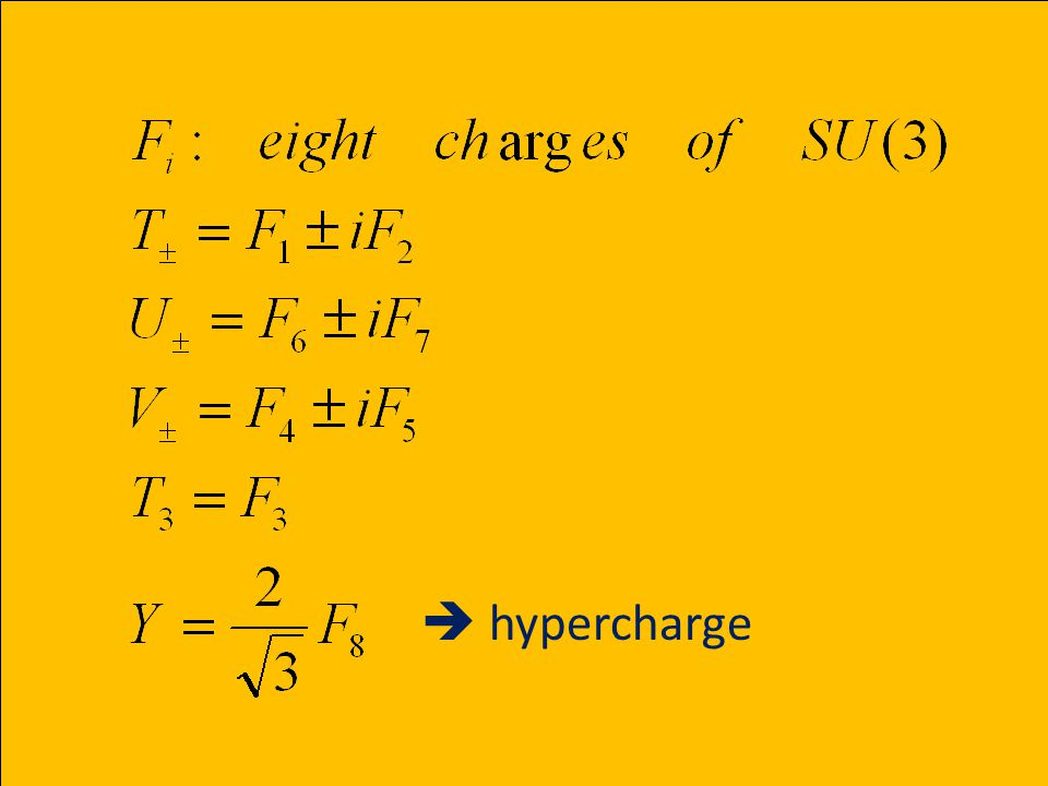  hypercharge
