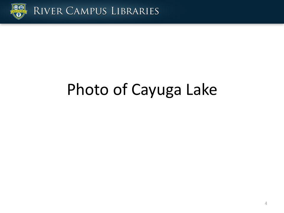 Photo of Cayuga Lake 4