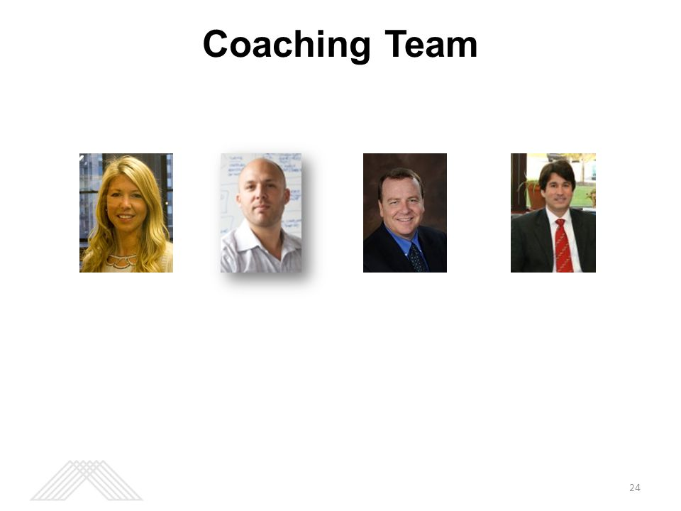 Coaching Team 24