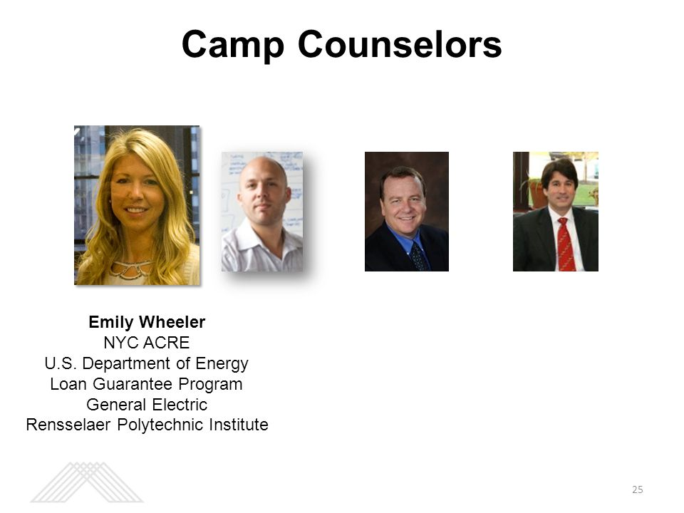 Camp Counselors 25 Emily Wheeler NYC ACRE U.S.