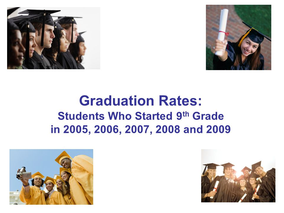 22 High School Completion Most students who entered Grade 9 in 2008 or later did not have a local diploma option for graduation.