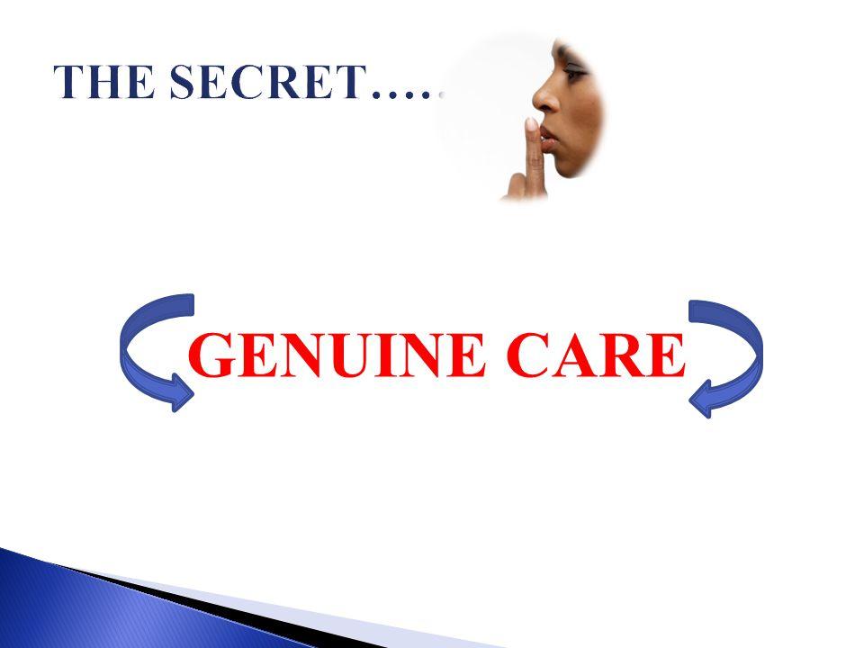 GENUINE CARE