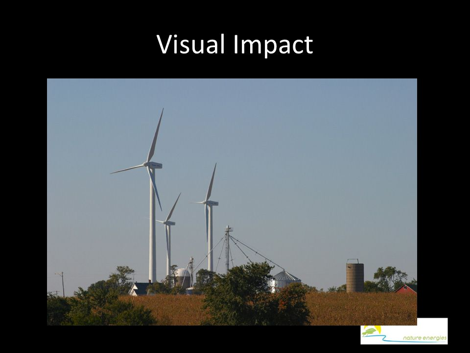 Visual Impact - a matter of perspective