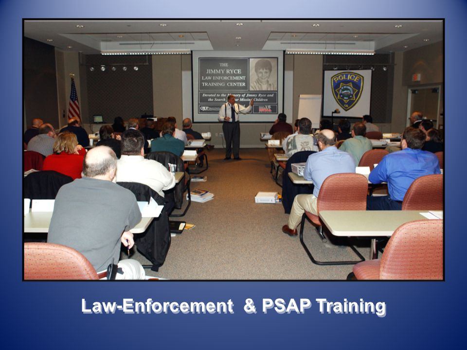 Law-Enforcement & PSAP Training