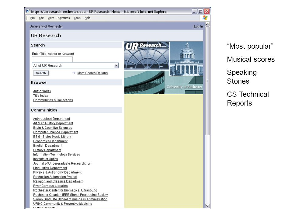 Most popular Musical scores Speaking Stones CS Technical Reports