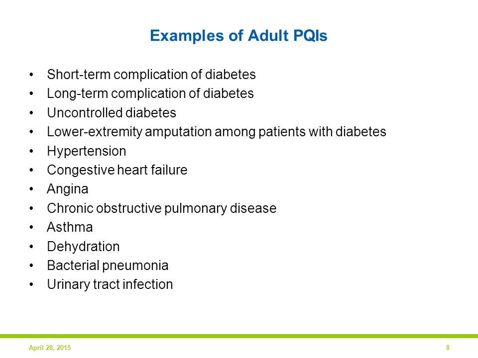 9 Case Example: Diabetes