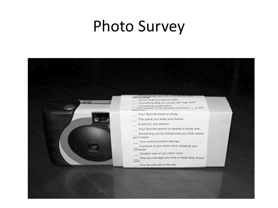 Photo Survey
