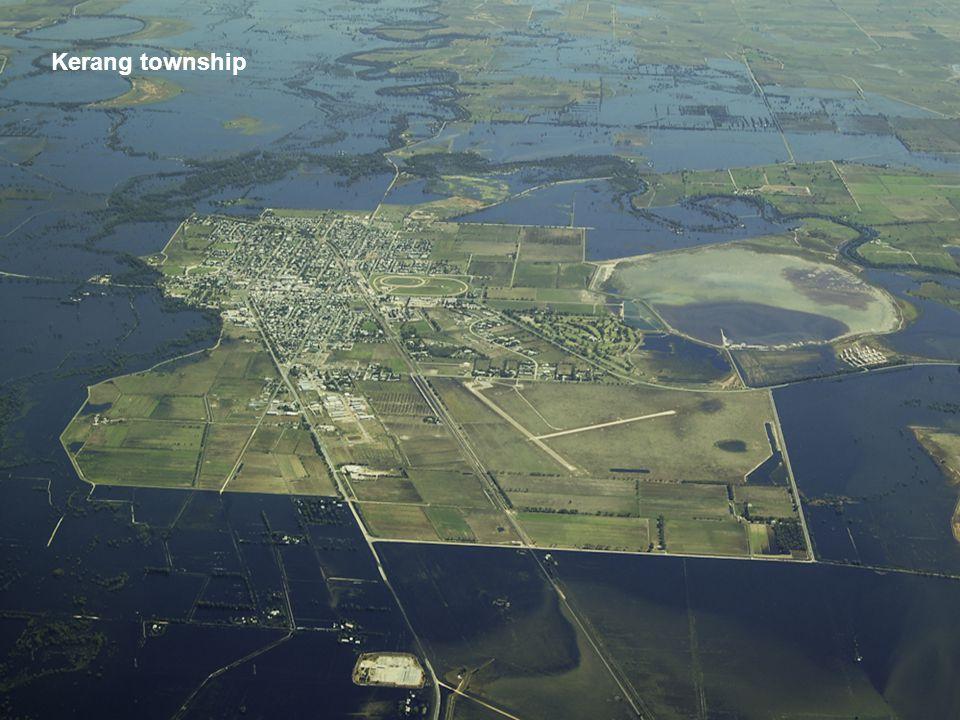Kerang township
