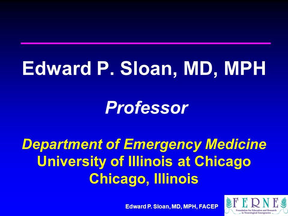 Edward P.Sloan, MD, MPH, FACEP Administrative Executive Board Members Scott M.