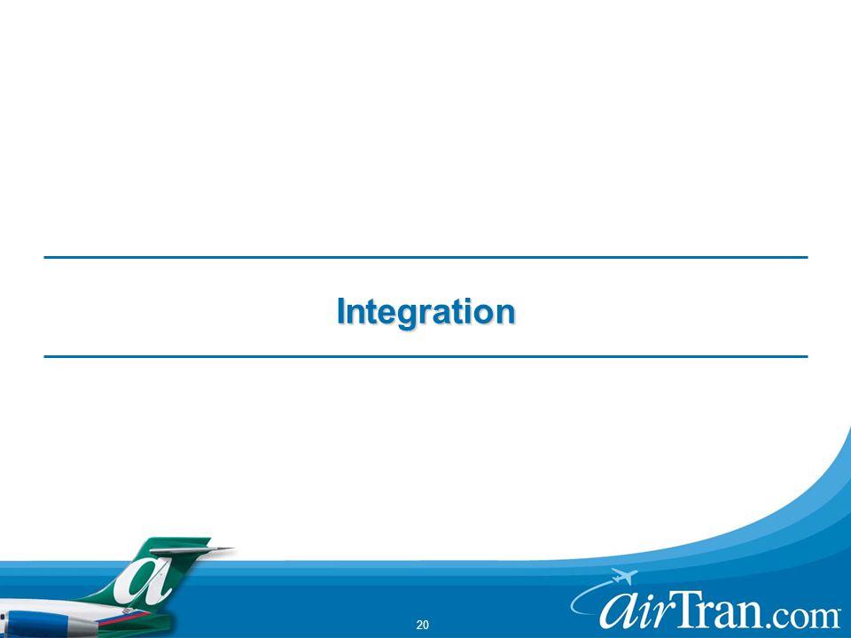 20 Integration