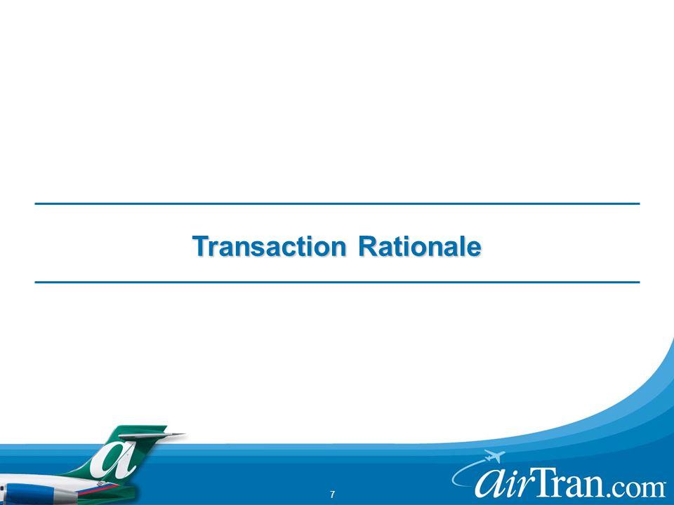 7 Transaction Rationale