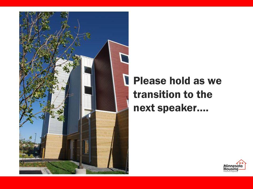 2011 Suballocators & Joint Powers Suballocators – Apply directly to Suballocating Agency (nonprofits may apply to both the suballocator and to Minnesota Housing.