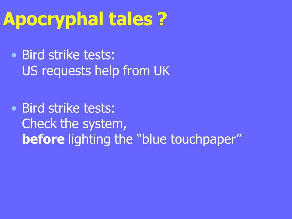 Apocryphal tales .