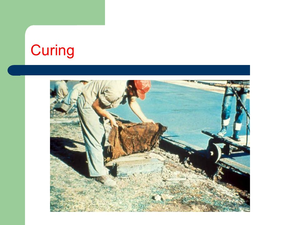 Lecture #13 Properties of Hardening Concrete