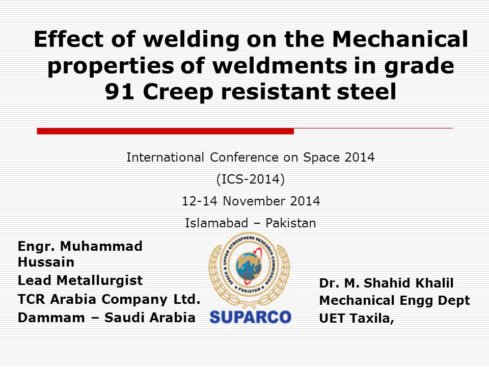 Effect of PWHT on Hardness of P91  PWHT at 750°C  Reduces hardness and scatter in WM  Reduces hardness in HAZ  Shows clear dip in Type IV region  Increasing time and temperature reduce hardness