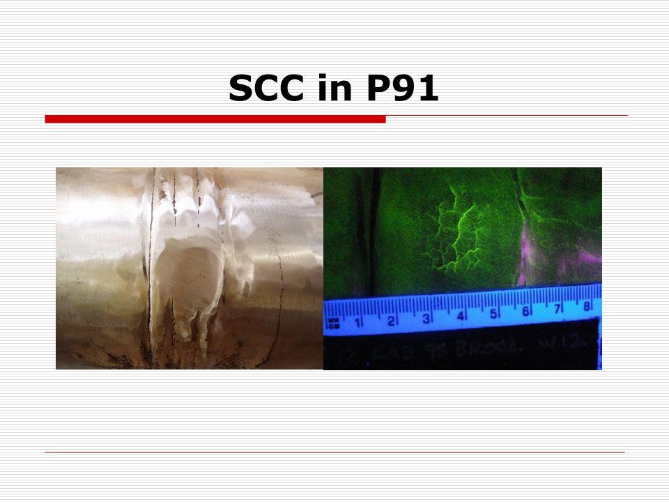 SCC in P91