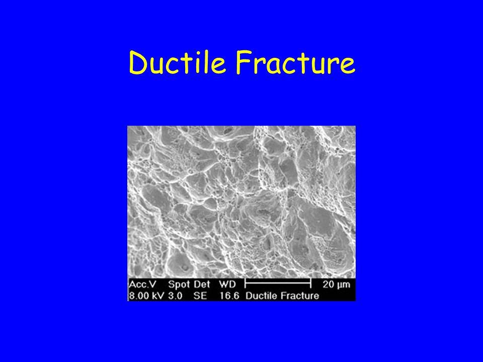 Brittle Fracture