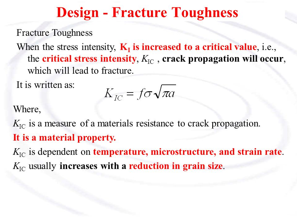 Stress-Corrosion Failure Stress corrosion happens when a material reacts with corrosive chemicals in our environment.