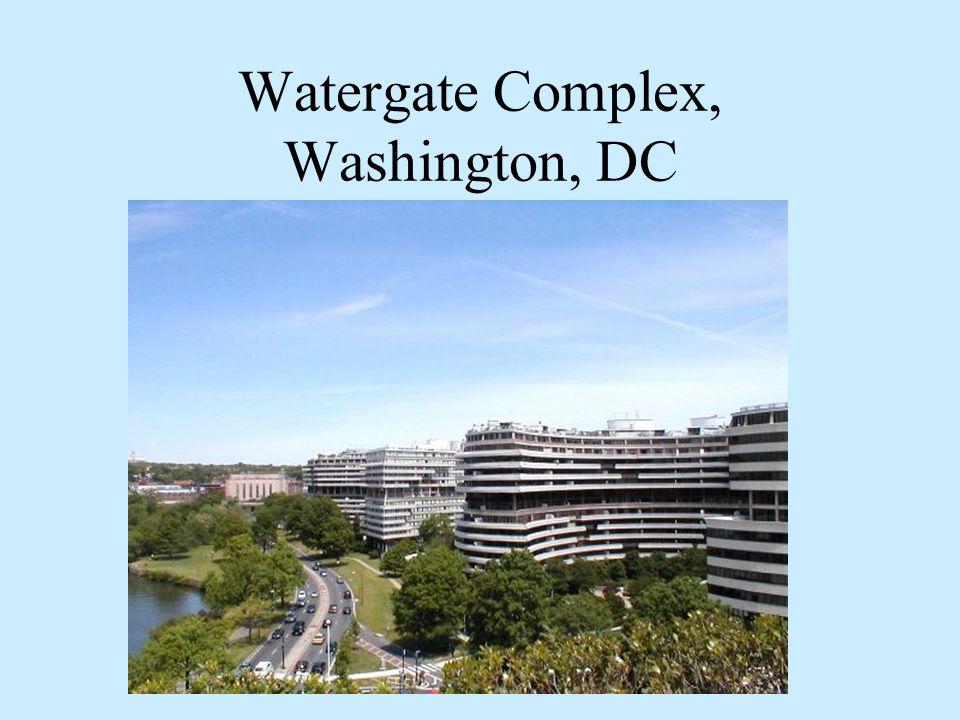 Watergate Complex, Washington, DC