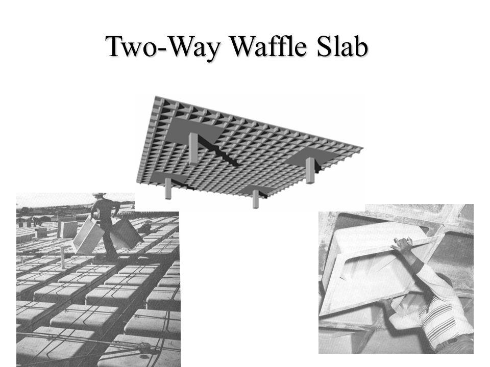 Two-Way Waffle Slab
