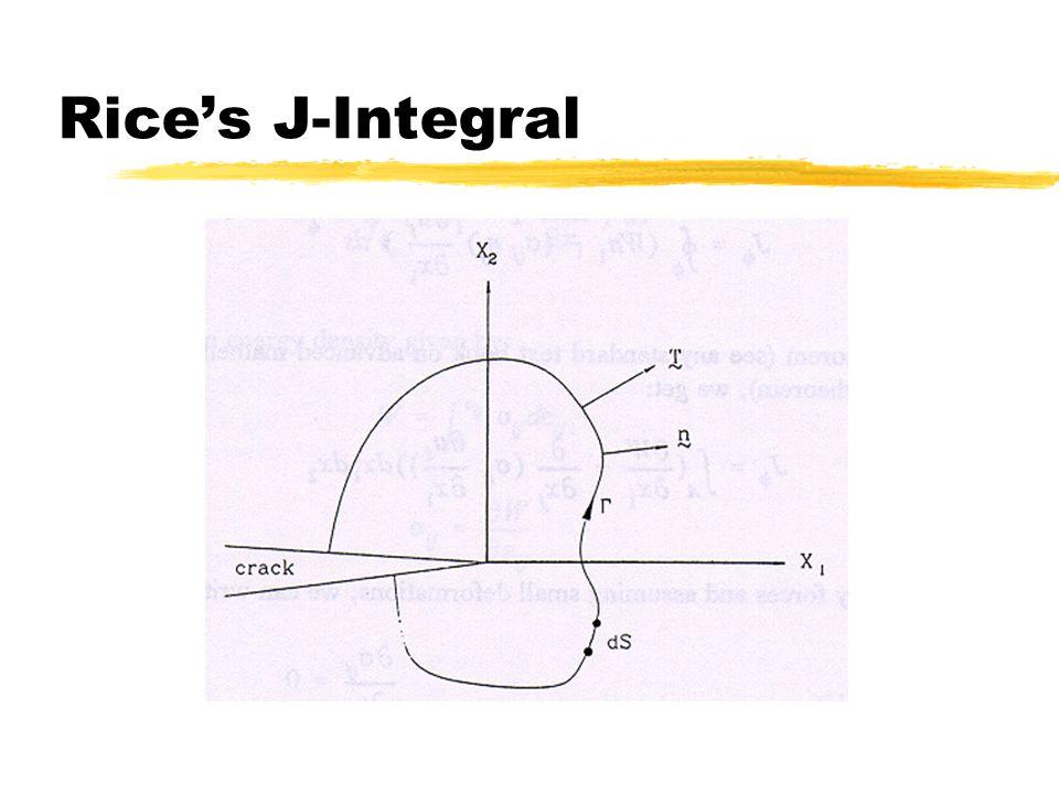Rice's J-Integral