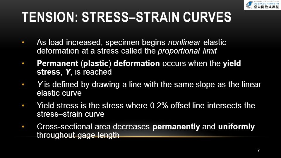RESIDUAL STRESSES Tensile residual stresses on the surface of a part are undesirable They lower the fatigue life and fracture strength of the part Tensile residual stresses can lead to stress cracking or to stress–corrosion cracking of manufactured products Reduction and Elimination of Residual Stresses Residual stresses reduced by stress-relief annealing or further deformation of the part 58