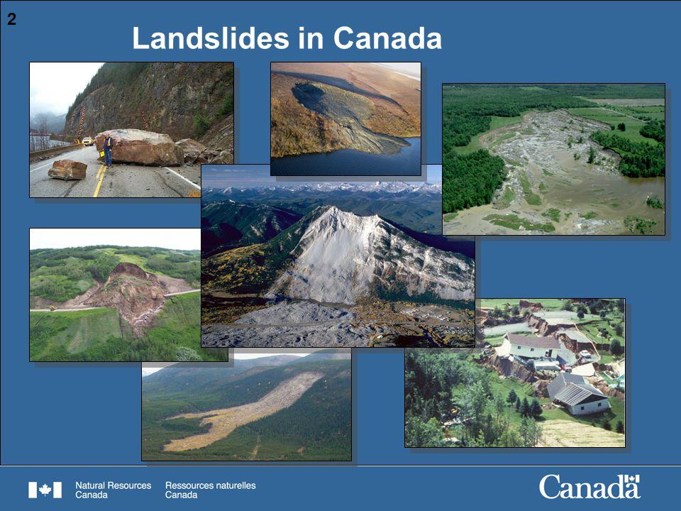 2 Landslides in Canada 2