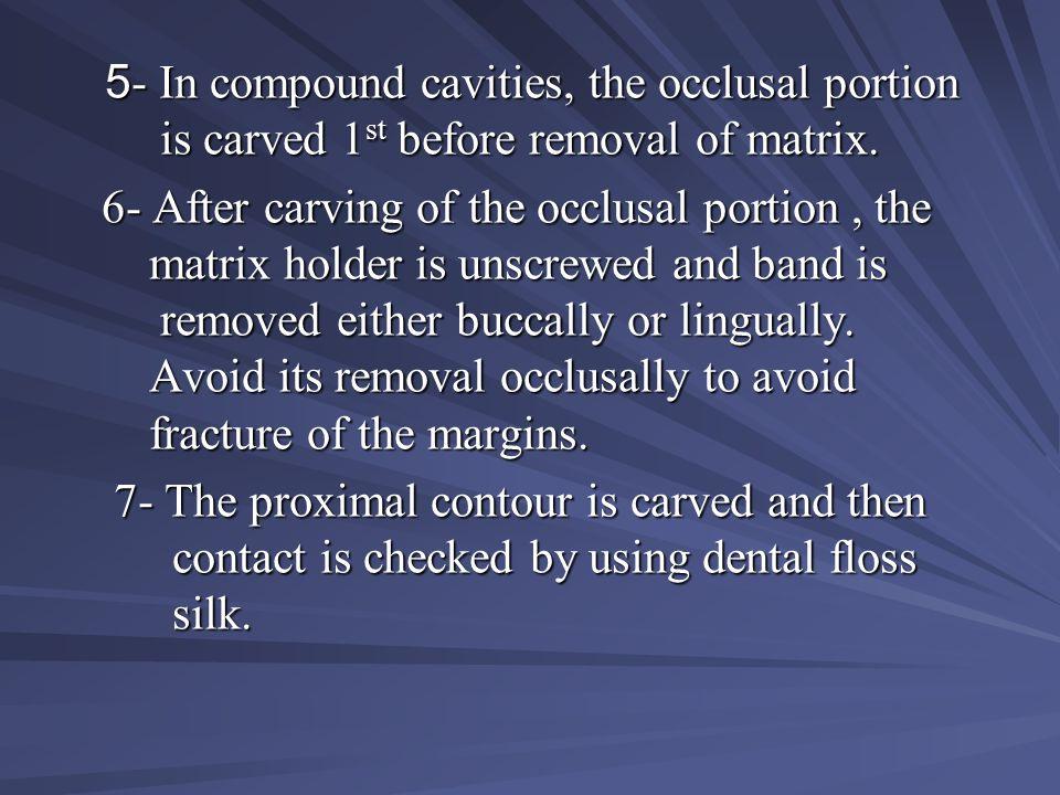 Excess Hg at the margins may cause: a- Marginal disintegration. a- Marginal disintegration. b- Marginal leakage. b- Marginal leakage. c- Tarnish and c