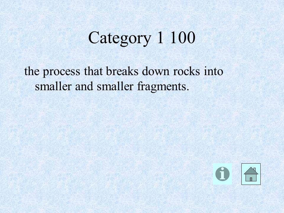 Category 4 100 oxidation