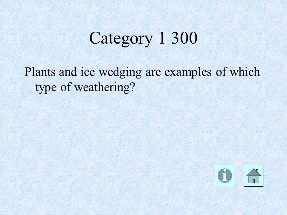 Category 5 300 Rock fall