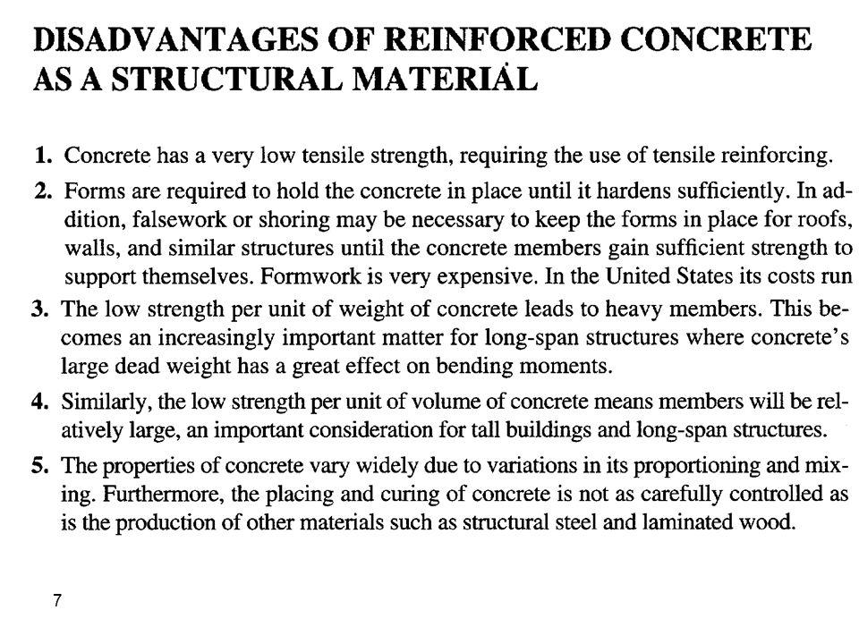 Steel Reinforcement 38 Stress-strain diagrams fufu fyfy Yield stress, f y Ultimate stress, f y