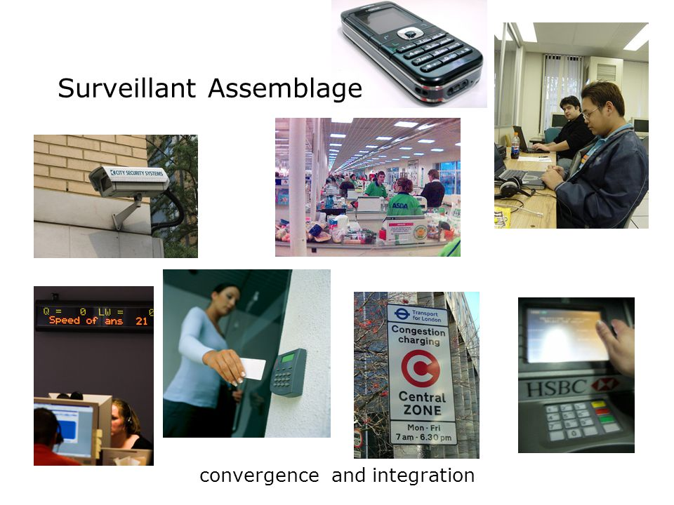 Surveillant Assemblage convergence and integration
