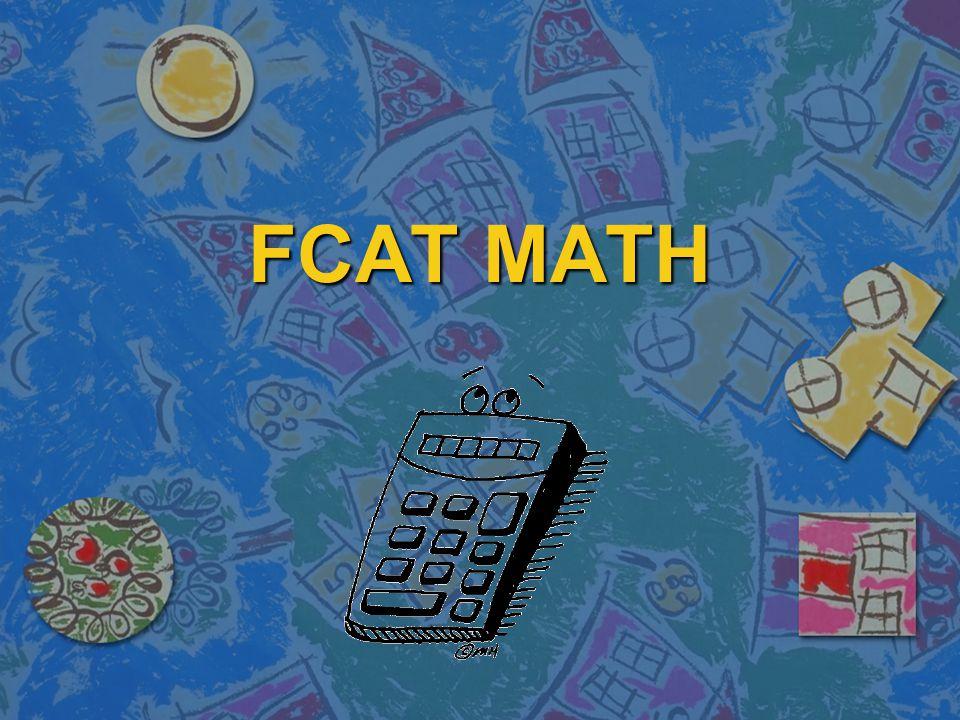 FCAT MATH