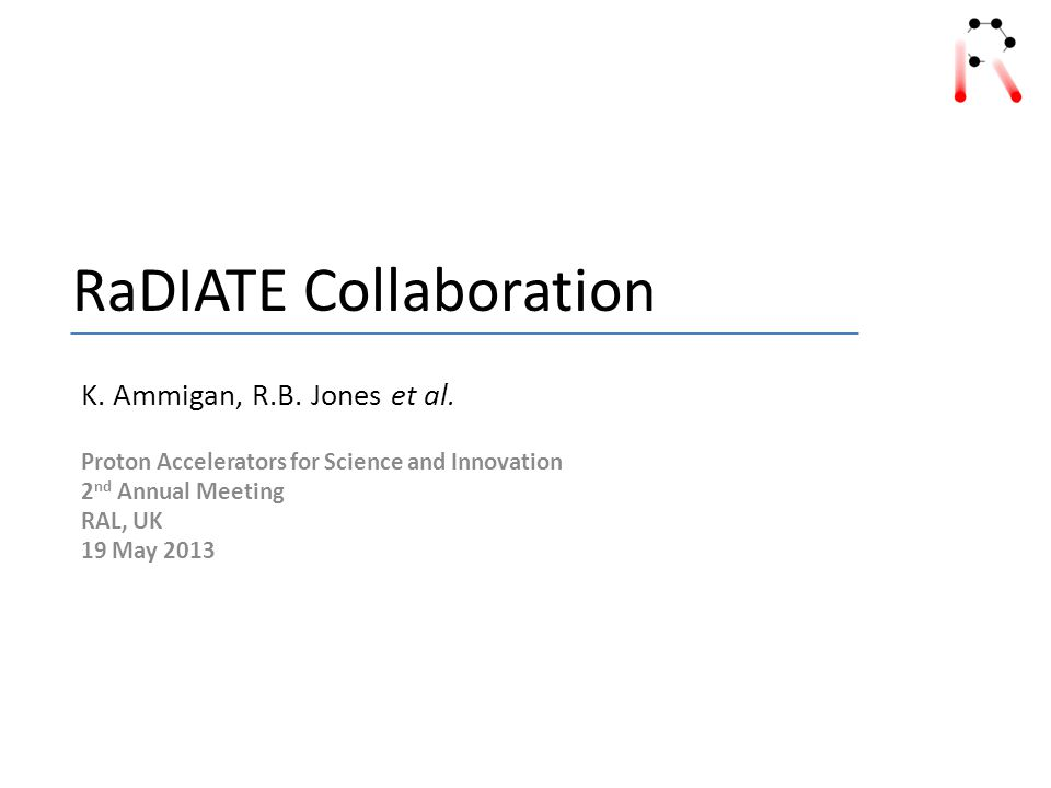 Opportunities for future collaboration  Coordinate with FRIB/MSU on MatX initiative  Graphite: BNL BLIP  Tungsten: ISIS/RAL  Open to other collaborators  Contact: P.